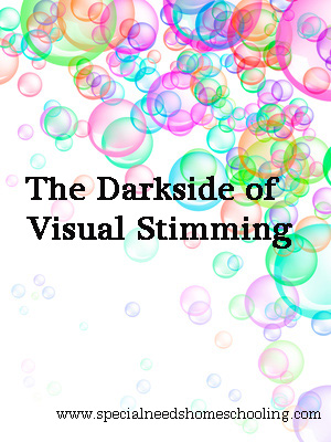 Problems With Attention Not Autism >> The Darkside of Visual Stimming
