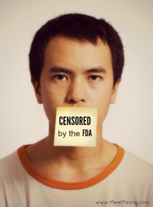 Censored by the FDA
