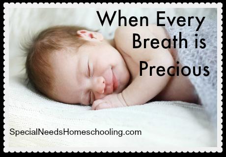 When Every Breath is Precious